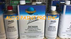 Dc5020 Sherwin Williams Overall Clearcoat Dimension 1 Urethane Gallon Kit