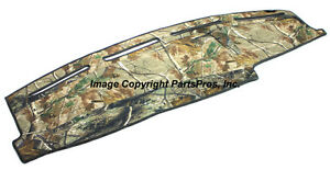 New Realtree Ap Camo Camouflage Dash Mat Cover 1999 04 Ford Super Duty Truck