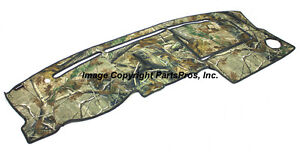 New Realtree Ap Camo Camouflage Dash Mat Cover For 2004 08 Ford F150 Truck