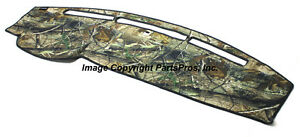 New Realtree Ap Camo Camouflage Dash Mat Cover For 2009 14 Ford F150 Truck