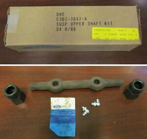1964 1 2 66 Nos Mustang Upper Control Arm Shaft Kit