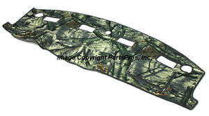 New Mossy Oak Treestand Camo Camouflage Dash Mat Cover For 2006 08 Dodge Ram