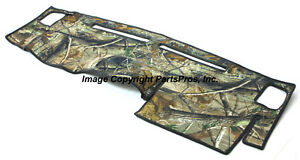 New Realtree Ap Camo Camouflage Dash Mat Cover For 05 14 Frontier 05 13 Xterra