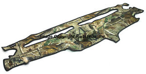 New Realtree Ap Camo Camouflage Dash Mat Cover For 2011 15 Jeep Jk Wrangler