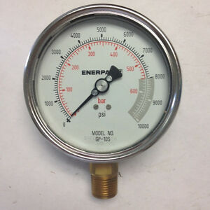 Enerpac Gp 10s Hydraulic Pressure Gauges