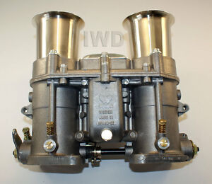 Weber 48 Ida Carburetor New Modified Version Genuine Weber Spanish Made