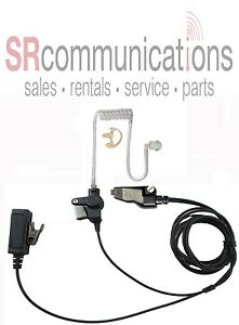 Police Headset W ptt For Kenwood Nx200 Nx300 Tk2180 Tk3180 Tk5210 Tk5410 Nx210