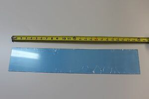 Petg Clear Thermoforming Vacuforming Plastic Sheet 080 X 4 1 2 X 23 5 8