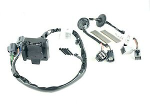 10 13 Land Rover Lr4 Towing Tow Trailer Electrics Wiring Harness Kit Genuine New