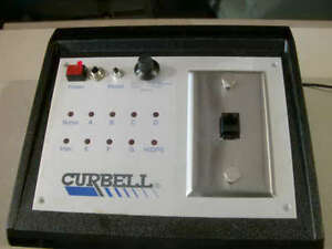 Curbell Ct 200 Testing Unit Nurse Call Pillow Speaker