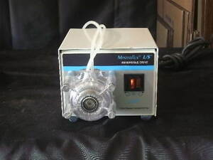 Cole Parmer Masterflex L s Peristaltic Pump Model 77000 30 Reversible Dr 60 Rpm