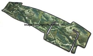 New Realtree Hardwoods Camo Camouflage Dash Mat Cover For 1998 04 Tacoma Truck