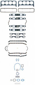 Fel Pro Performance Race Gasket Set Sbc Small Block Chevy 350 383 Incl 1003