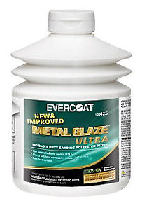 Evercoat 425 Metal Glaze Ultra Polyester Finishing And Blending Putty Quart