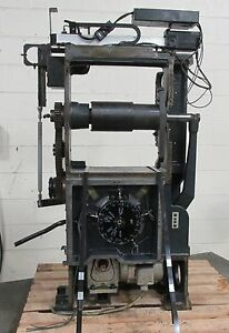 Tool Changer From A Makino A55 Pallet Mill E6 70830isum