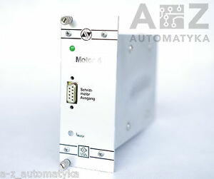 Isel Stepper Motor Amplifier 2 5a Az0601