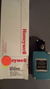 Honeywell 206ls1 Micro Switch