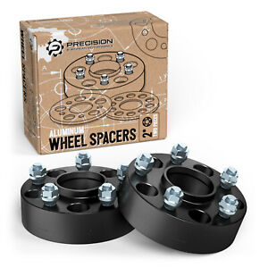 2 0 Inch 5x4 5 Hubcentric Wheel Spacers Mustang Gt500 Cobra Svt Gt 1 2 Studs