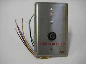 Auth Electric pacific Nurse Call Patient Bath Emergency Station 945 071 00