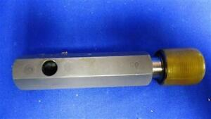 Taft Pierce 1 20 Nef 3 Thread Plug Gage Go Pd 9675 No Go 9641