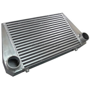 Cxracing Universal V mount Intercooler 2 5 Inlet outlet For Fc Rx7