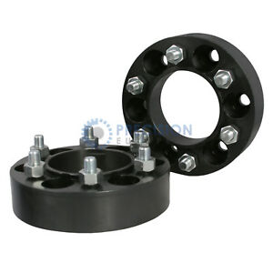 2pc 2 0 Inch Skid Steer Wheel Spacers 6lug Gehl Mustang New Holland 2