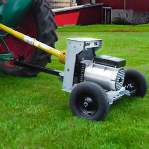 Winco Pto Generator Trailer Kit 10 15 Kw