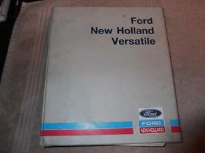 New Holland 455c 555c 655c Tractor Loader Backhoe Service Repair Manual