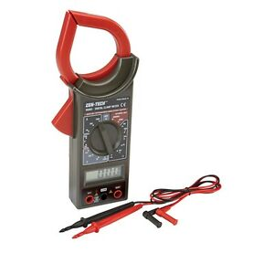 7 Function Clamp on Digital Multimeter For Electrical Power Insulation Tester