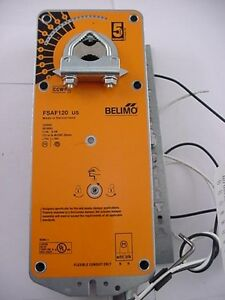 Belimo Fsaf120 Us Actuator Fire Smoke Ships On The Same Day Of The Purchase