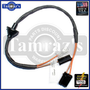 71 74 Thm400 Th400 Kick Down Kickdown Wiring Harness