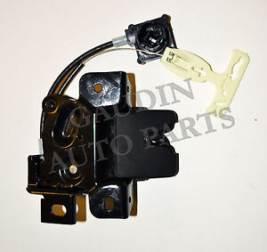 Ford Oem 05 07 Mustang Trunk Lock Or Actuator Latch Release 6r3z6343200b