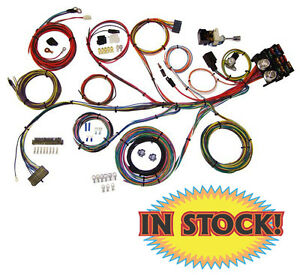 American Autowire 510004 Power Plus 13 For Universal Wiring Harness