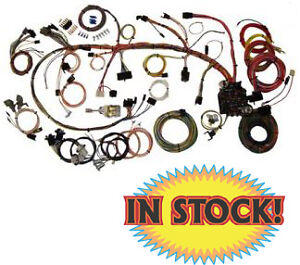 American Autowire 510034 1970 73 Chevy Camaro Classic Update Wiring Harness