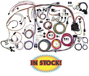 American Autowire 510336 1970 72 Chevy Monte Carlo Classic Update Wiring Kit