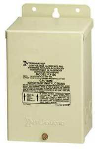 Transformer 1 Phase 100va 12v Out Intermatic Px100