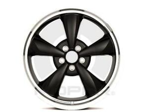09 15 Dodge Challenger New Daytona Aluminum Wheel 20 Black Mopar Factory Oem
