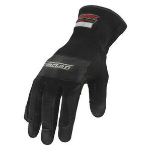 Heat Resist Gloves black Xl kevlar pr Ironclad Hw6x 05 xl