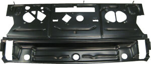 68 72 Chevelle Rear Deck Package Tray Speaker Shelf Panel Golden Star