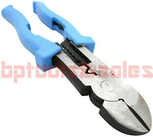 8 Electrical Crimping Pliers Multi purpose Stripping Wire cable Cutter Plier
