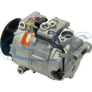Brand New A c Ac Compressor With Clutch Air Conditioner Pump 1 Year Warranty