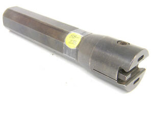 Used Valenite Vari set Straight Shank Bb 2b Boring Bar 1 50 shank