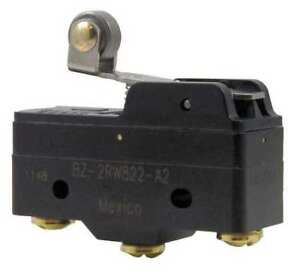 Honeywell Micro Switch Bz 2rw822 a2 Large Basic Snap Action Switch Roller Lever