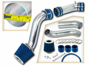 Blue Cold Air Intake Kit Dry Filter 90 95 Ford Thunderbird 3 8l V6 Supercharged