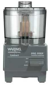 Food Processor chopper Grinder Waring Commercial Wcg75