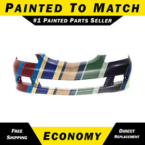 New Painted To Match Front Bumper Cover Fascia For 2005 2006 Acura Rsx Ac1000154