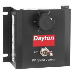 Dc Speed Control 90 180vdc 2a