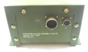 Military Surplus Diesel Generator Excitation System Assy Nsn 6115 00 264 9654