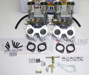 Vw Dual 45 Dcoe Weber Carburetor Kit 16v Engines Golf Jetta Scricco