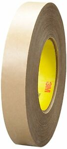 3m Adhesive Transfer Tape 9485pc 1 X 60 Yd 5 Mil Clear Price Per Roll